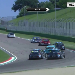 All crashes and fails of TCR International Imola 2016