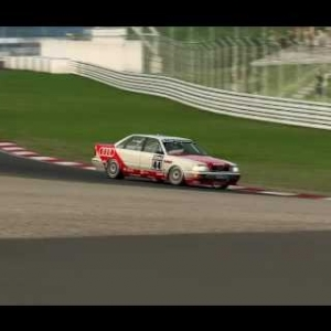 Mr.C@RaceDepartment- DTM92- Nurburgring GrandPrix