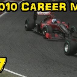 F1 2010 Career - Race 17 - Korea - Gunning for 4th