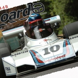 Assetto Corsa Real Onboard Cam Brabham BT44B AT Monza