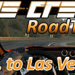 RoadTrip - L.A. to Las Vegas - Timelapse - The Crew Wild Run 1440p