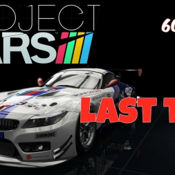 Project Cars | BMW Z4 GT3 @ Spa Francorchamps | AI Race
