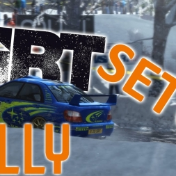 Dirt Rally 115 World Wide - Controller - Subaru Impreza 2001 - Setup Sunday