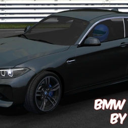 rFactor | BMW M2 F87 @ Tony Rust | TV + Onboard