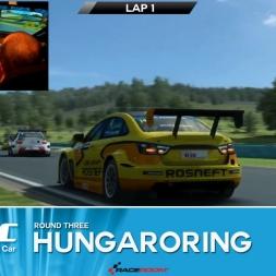 Raceroom R3E WTCC Championship Rnd 3 - Hungaroring
