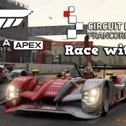 Forza 6 Apex Beta | Audi R15++ TDI @ Circuit de Spa-Francorchamps