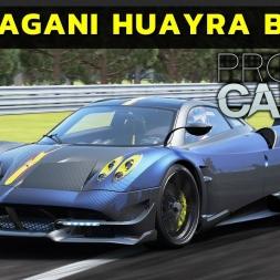 Project Cars - Pagani Huayra BC at Le Mans