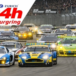 24H Nürburgring Qualifying 2 ENGLISH w/ Radio Le Mans Commentary