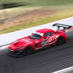 Project Cars Event - SMS-R Bathurst GT Sprint Mercedes-Benz SLS AMG GT3 2:06:687