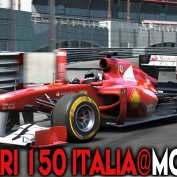 Project Cars : Ferrari 150º Italia (F1 2011) @ Monaco