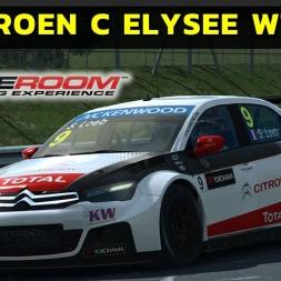 Raceroom Racing Experience - Citroen C-Elysee WTCC at Nordschleife