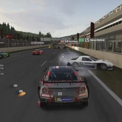 Forza Motorsport 6: Shenanigans at Spa