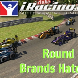 iRacing AOR Formula Renault 2.0 - Round 11 at Brands Hatch GP