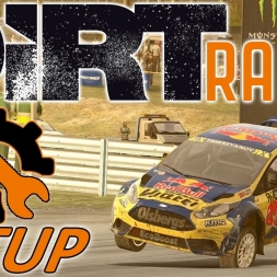 DiRT Rally Rallycross Special - Ford Fiesta - All RallyX Tracks 1440p