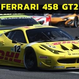 Assetto Corsa - Ferrari 458 GT2 at Nordschleife 24hs