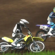 MXGP2 First race on the Suzuki at Maggiora