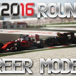 F1 2016 Career Mode Round 5 Spain