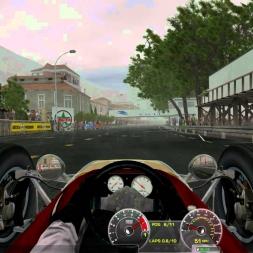 rFactor 2 | Monaco | Rolling Start Bug