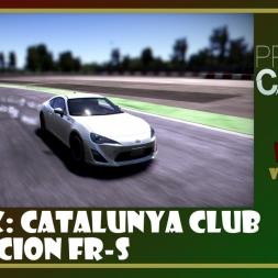 Project Cars - Scion FR-S - Catalunya Club
