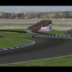 NR 2003: Redline GTP Mod Mazda 787B @ Donington Park National