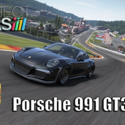 Project Cars * Porsche 991 GT3 RS 2016