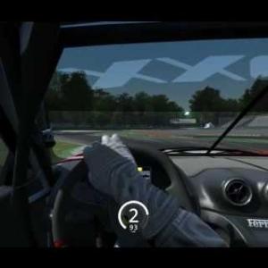 Assetto Corsa - Ferrari 599XX EVO @ Monza ♦ 1:44.816