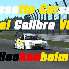 Assetto Corsa // Opel Calibra DTM /ITC1996 // Hockenheim