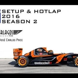 iRacing Formula Renault 2.0 @ Interlagos | Setup & Hotlap 1'31.248 | Season 2 - 2016