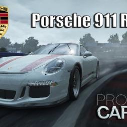 Project Cars * Porsche 911R