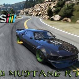 Project Cars * Ford Mustang RTR X