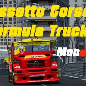 Assetto Corsa // WTF // Mercedes-Benz L-serie Formula Truck // Monaco