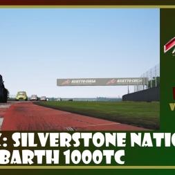 Assetto Corsa - Abarth 1000TC - Silverstone National