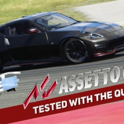 Assetto Corsa | Tested with the Quadstick
