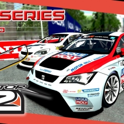 Rfactor2 - Mods! TCR Series @Toronto