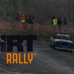 DiRT Rally - Dyffryn Afon Reverse - BMW E30 M3 Evo - 02:59.692