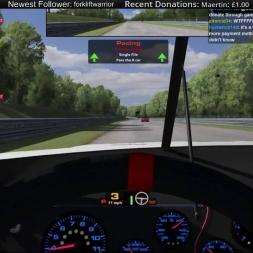 Stream Race - iRacing Nascar Trucks at Monza Speedway