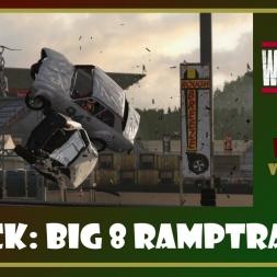 Wreckfest - MOD - Big 8 RampTrack