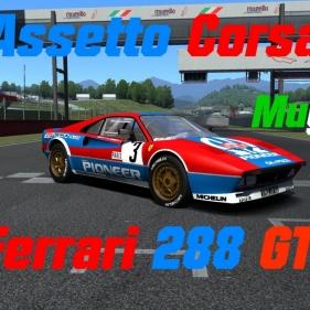 Assetto Corsa // Ferrari 288 GTO Groupe B // Mugello