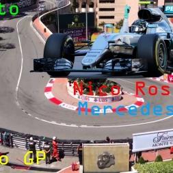 AssettoCorsa 1.6.3 F1 ACFL 2016 V3 MERCEDES ROSBERG MONACO GP