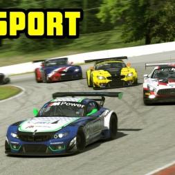 iRacing | Mosport @ GT3 (Blancpain Sprint Series)