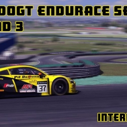 iRacing | #MES Round 3 Interlagos - Audi LMS - Stint 1-2