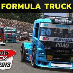 Formula Truck 2013 - Race at Interlagos