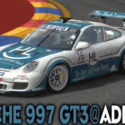 rFactor 2 : Porsche 997 GT3 (Flat6) @ Adelaide