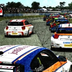 rFactor 2 | BMW 135i BTCC AI RACE @ VLM Sebring