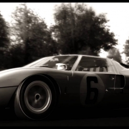 Asseto corsa - Ford GT40 MkI Cinematic