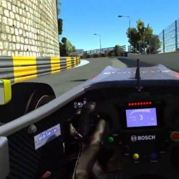 Assetto Corsa lap around Macau with Oculus rift CV1
