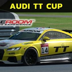 Raceroom - Audi TT Cup at Oschersleben