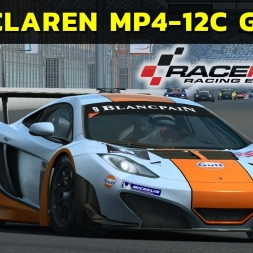 Raceroom - McLaren MP4-12C GT3 at Lausitzring
