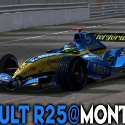 Automobilista : Renault R25 (F1 2005) @ Montreal