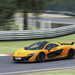 Project Cars * McLaren P1 GTR
